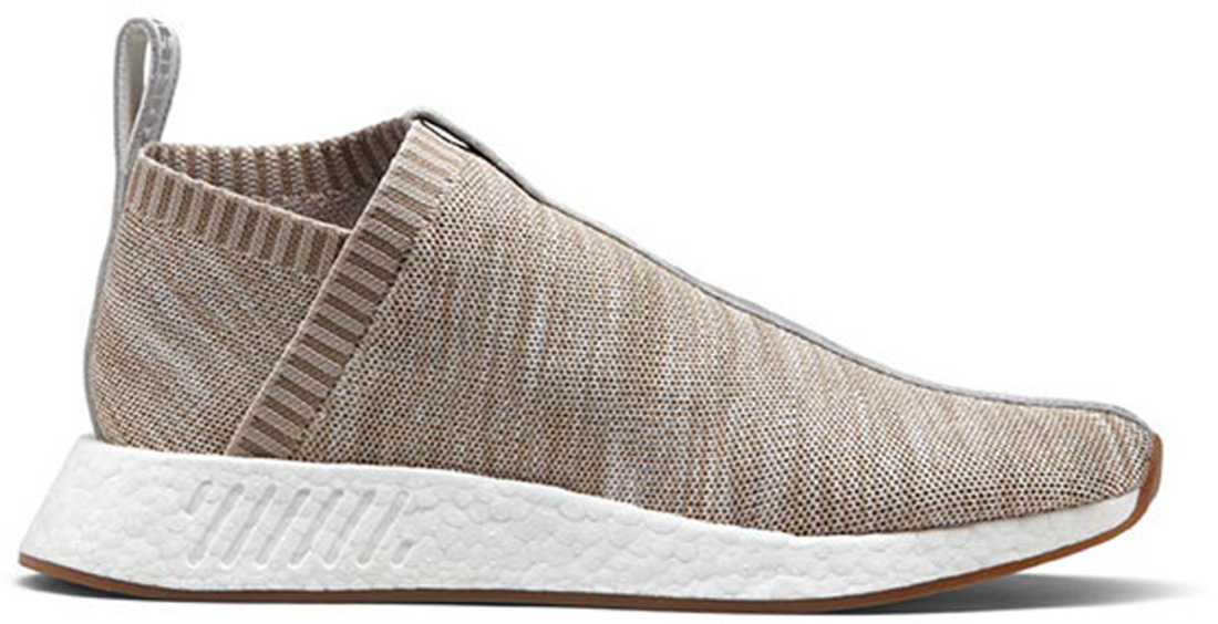 Kith x Naked x adidas Consortium NMD CS2 Sandstone