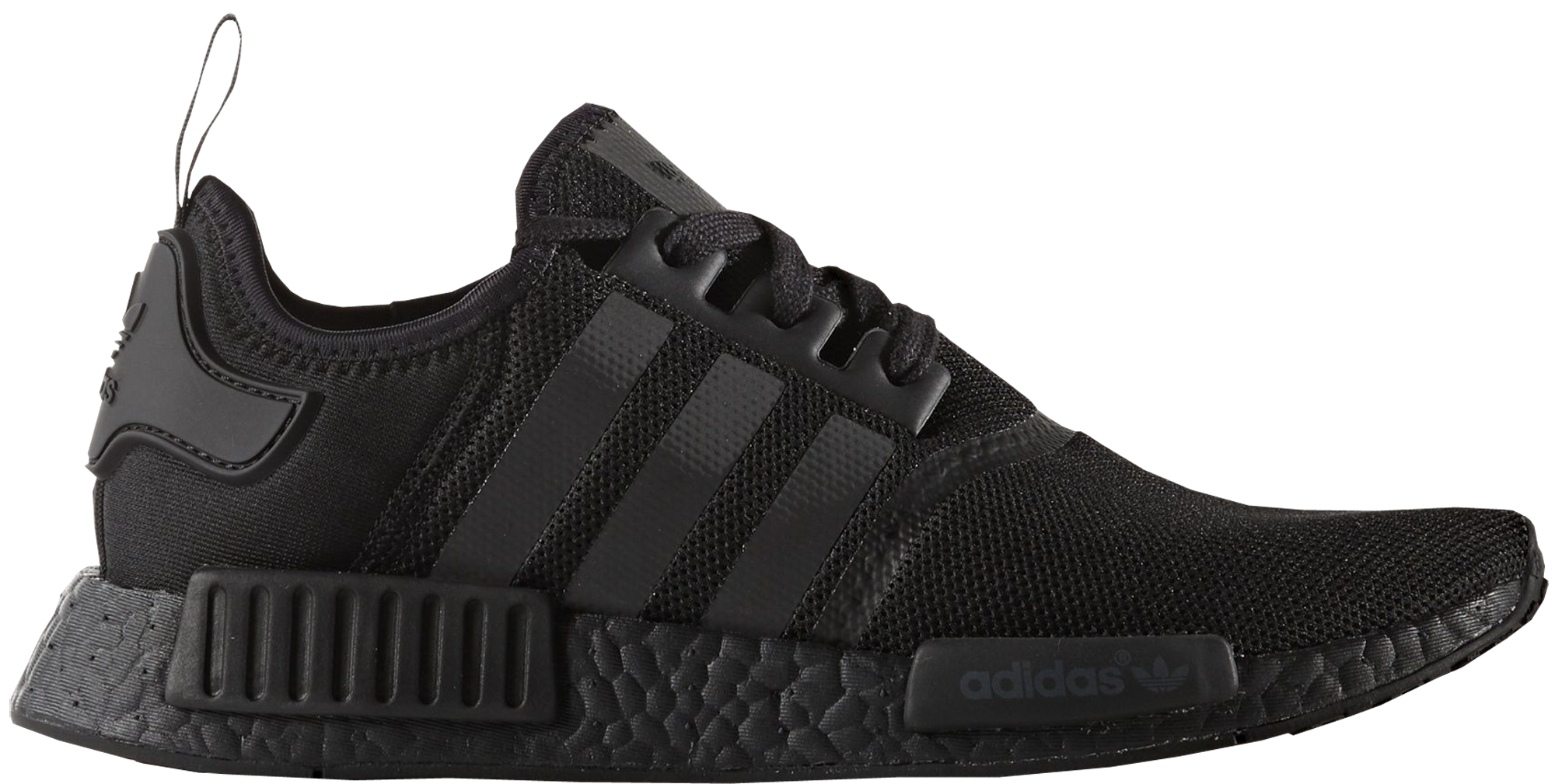 adidas nmd r1 triple black 2017. Black Bedroom Furniture Sets. Home Design Ideas