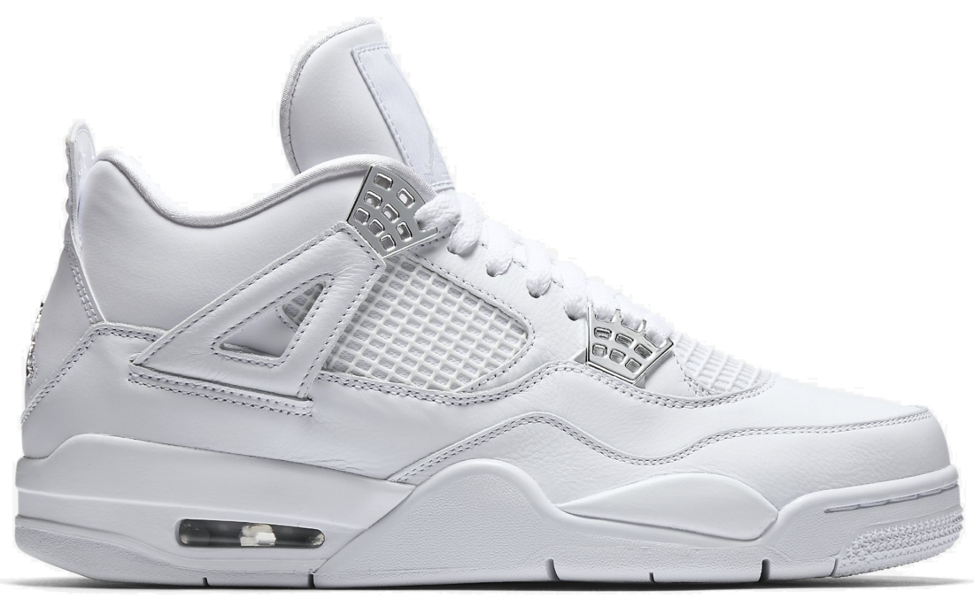 Air Jordan 4 Retro Pure $ 2017