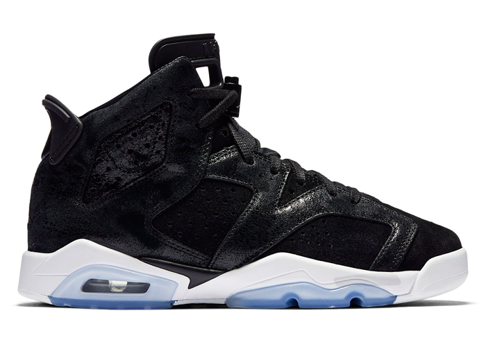 finest selection 13f9e 8d789 Air Jordan 6 Retro Heiress GS Colorway  Black Black-White-Gym Red Style   881430-029. Release Date  02.17.17
