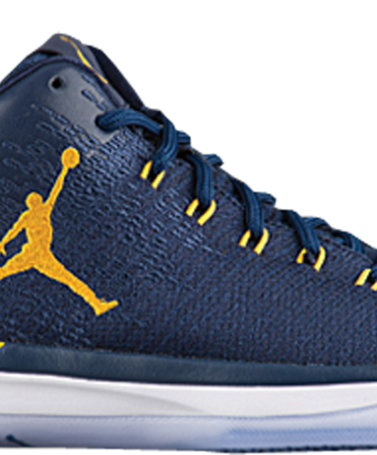 Air Jordan XXX1 Low Michigan Wolverines