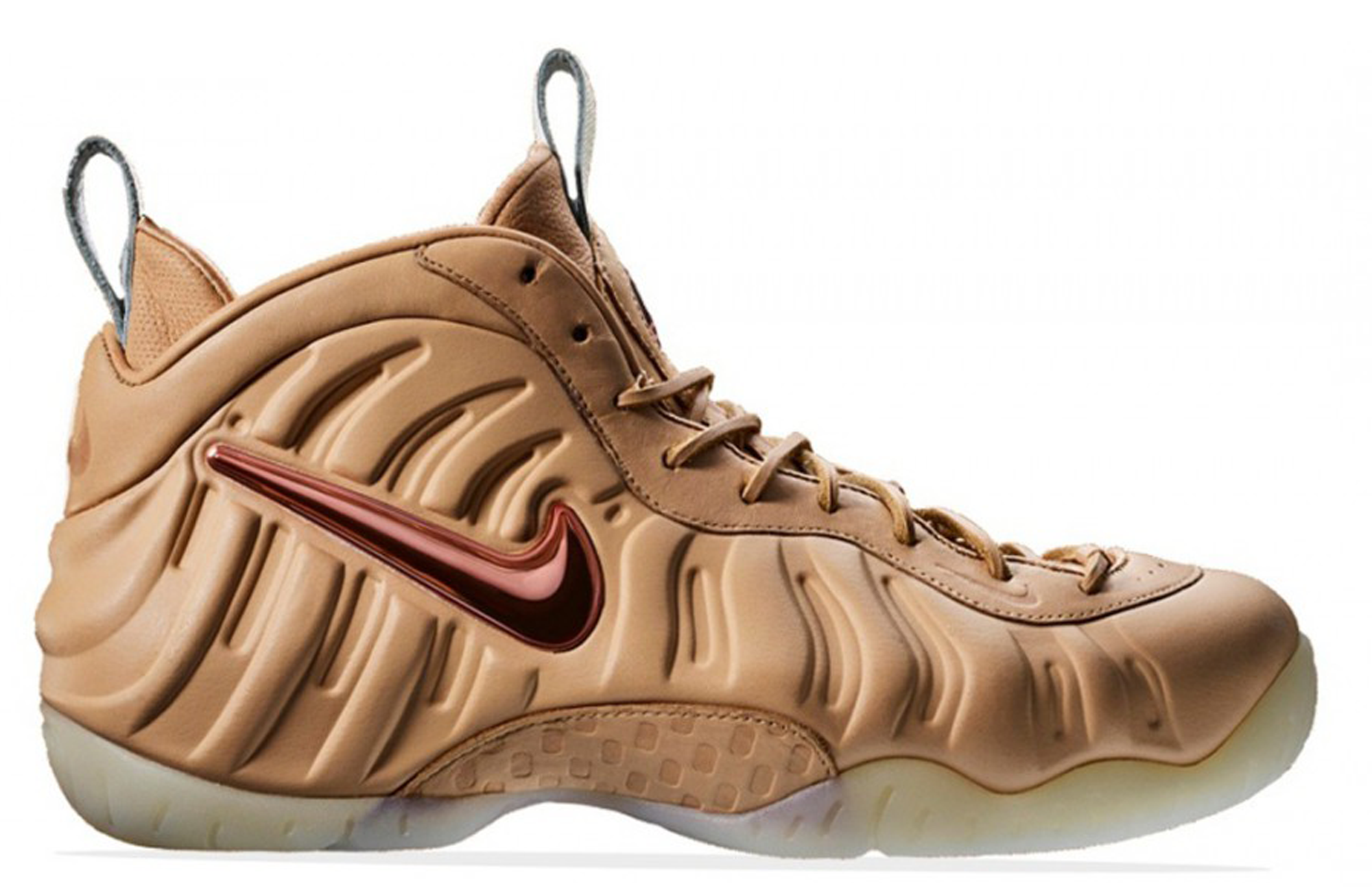 4febbd9814dbc Nike Air Foamposite Pro All Star Vachetta Tan - StockX News