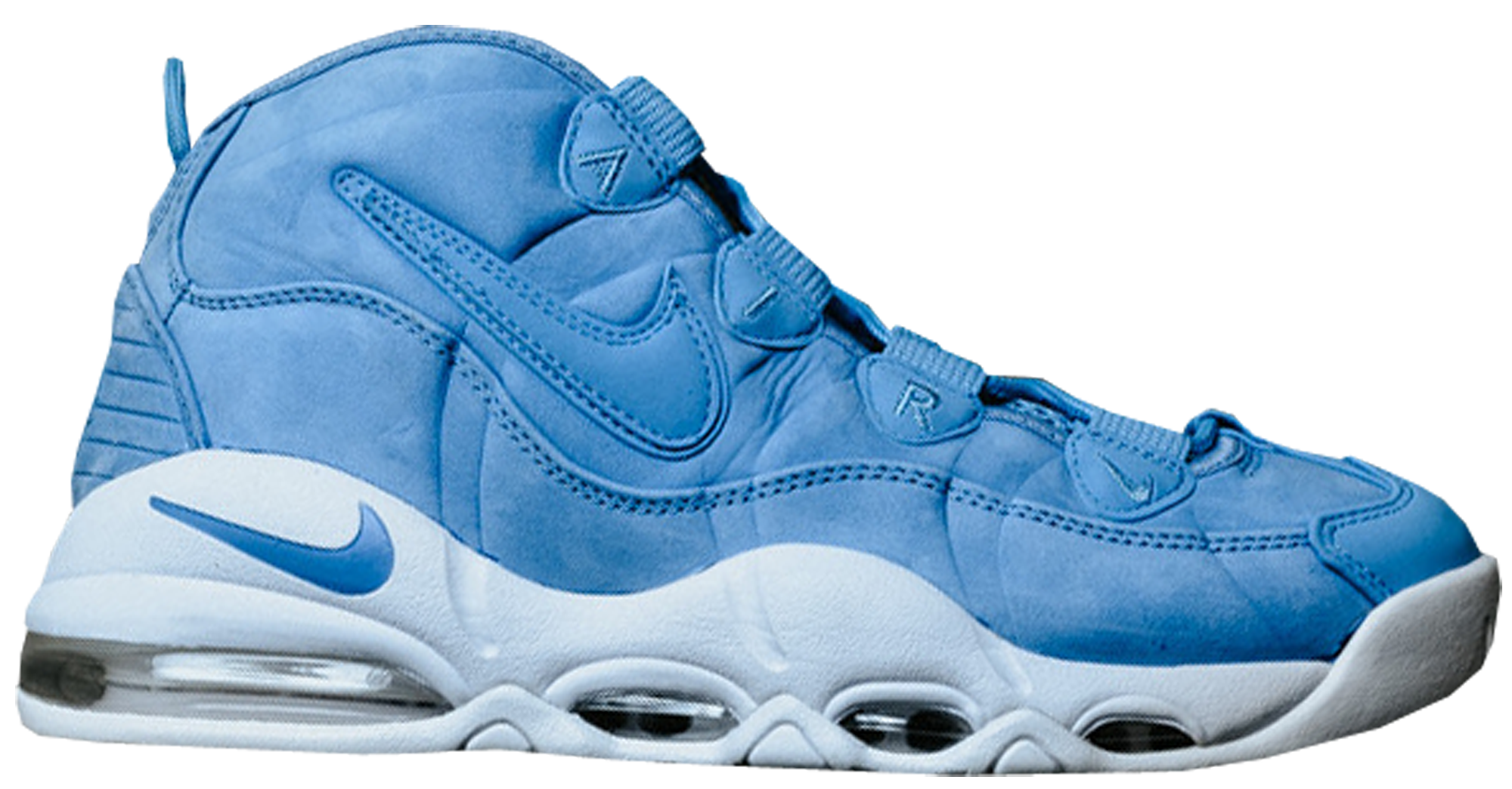 nike air max uptempo 95 qs blue