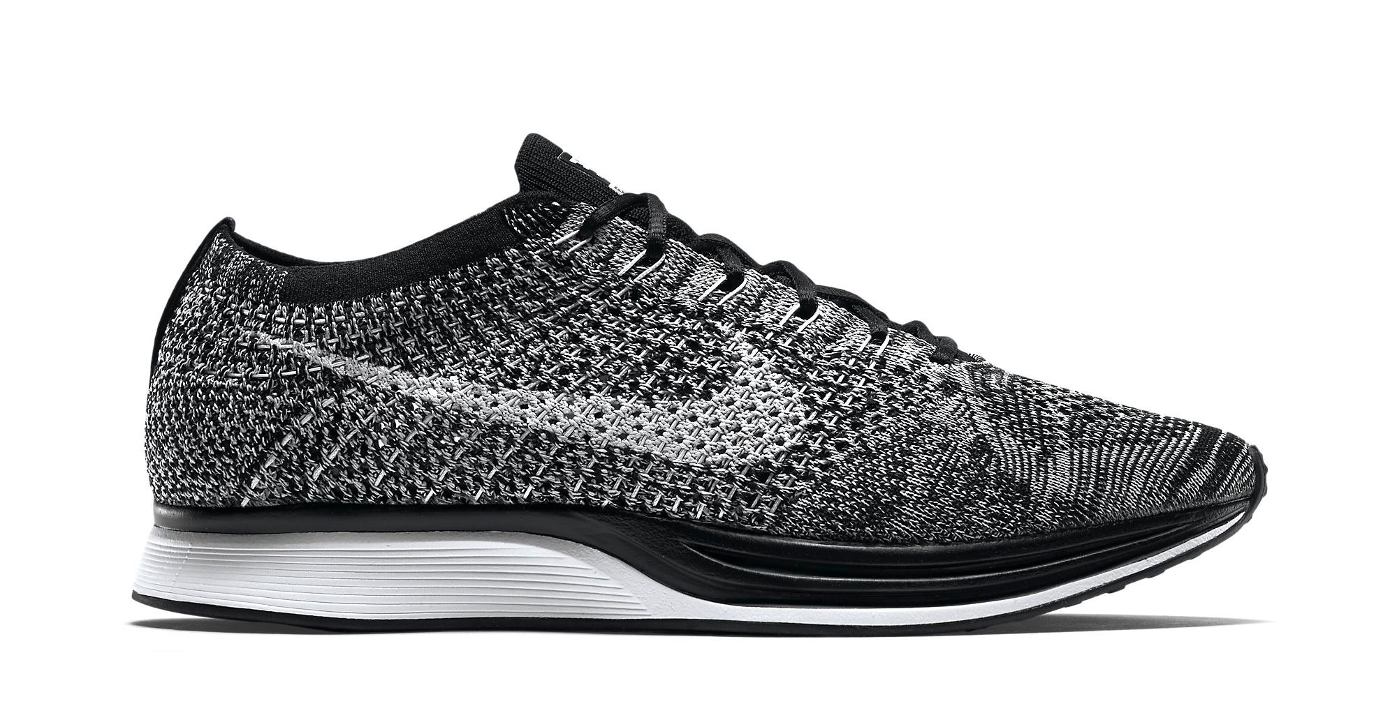 new product cf296 77970 Nike Flyknit Racer Oreo (2017)
