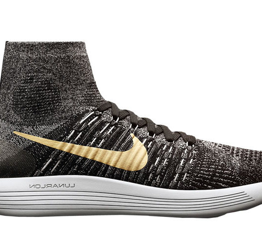 Nike LunarEpic Flyknit BHM Black History Month Shoes