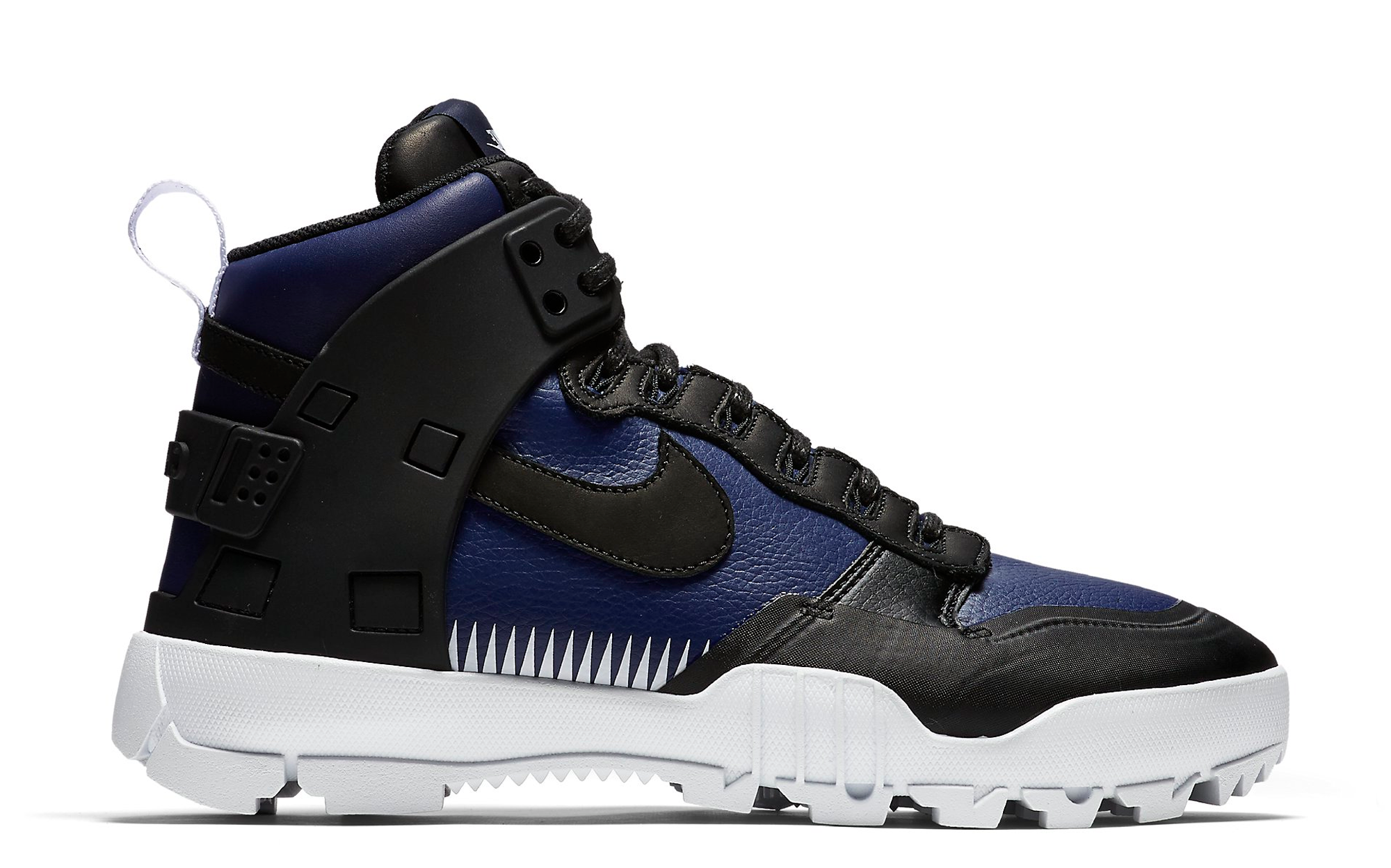 Nike SFB Jungle Dunk Undercover Colorway  Black Black-Loyal Blue Style   910092-001. Release Date  01.28.17 9a2496814
