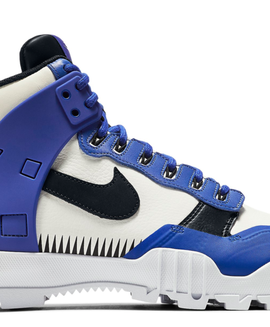 Undercover x Nike SFB Jungle Dunk White Royal Black
