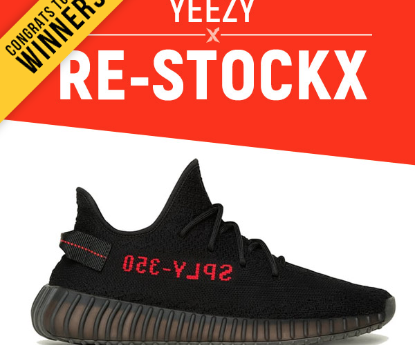 bdb4ce240ef8 Winner Announcement  Who Gets to Buy the Yeezy V2 Bred for Retail