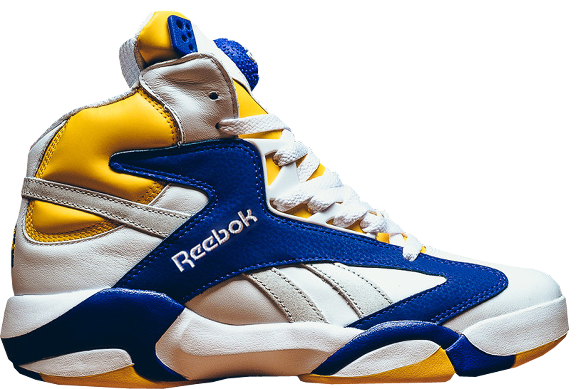 d286a1d7301 Sneaker Politics x Reebok Shaq Attaq OG Alma Mater LSU 25th Anniversary All  Star 2017