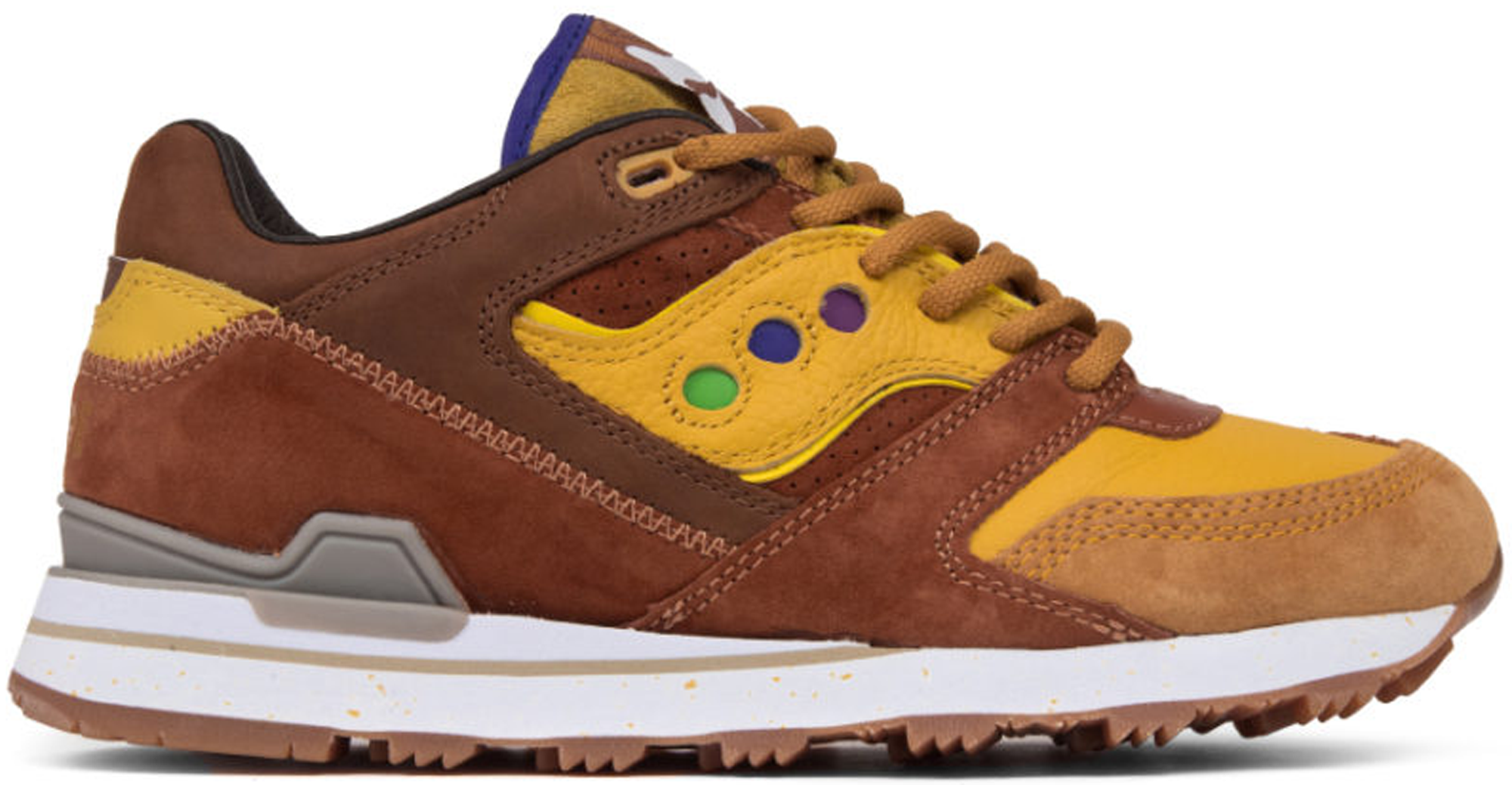 347f43cb240d Feature x Saucony Courageous Belgian Waffle - StockX News