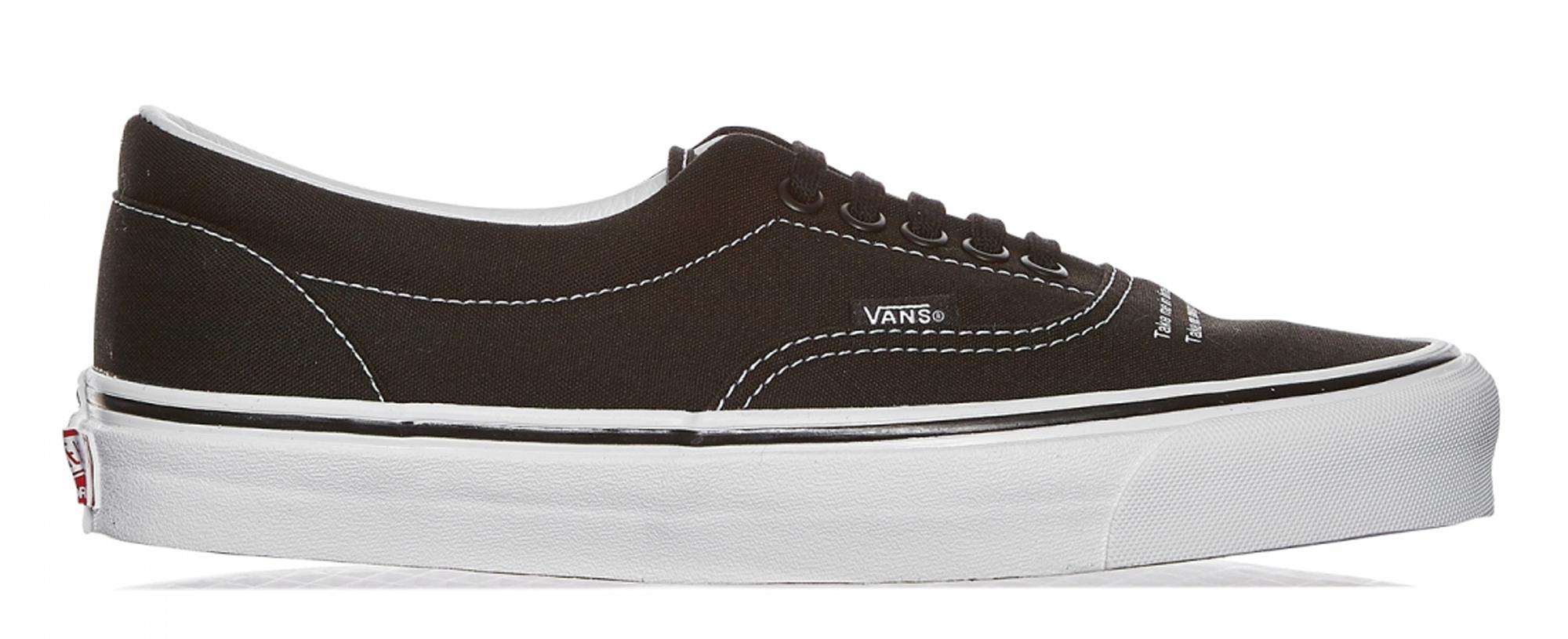2e552bc2482b Vans Vault OG Era LX Undercover Colorway  Black White Style  VA3CXNNTK  Release Date  02.04.17
