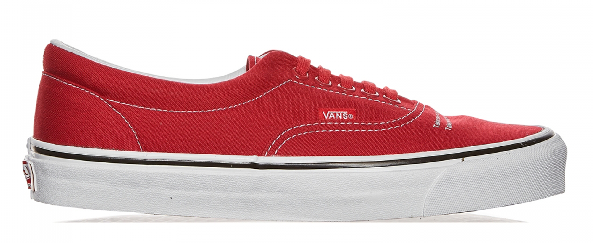 29ceb6cdb3ab7f Vans Vault OG Era LX Undercover Colorway  Red White Style  VA3CXNNTL  Release Date  02.04.17