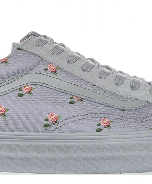 Undercover x Vans Vault OG Old Skool LX Light Grey Floral