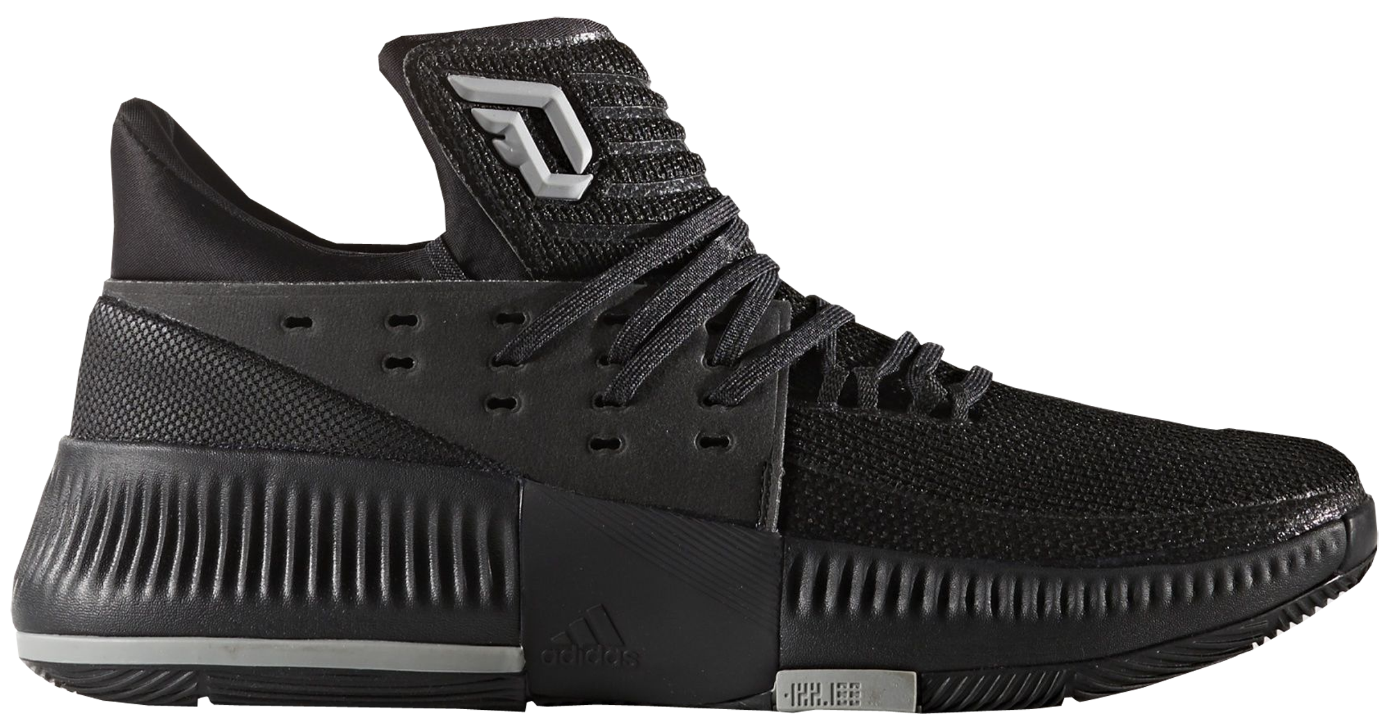 uk availability 45147 799c5 adidas Dame 3 Lights Out
