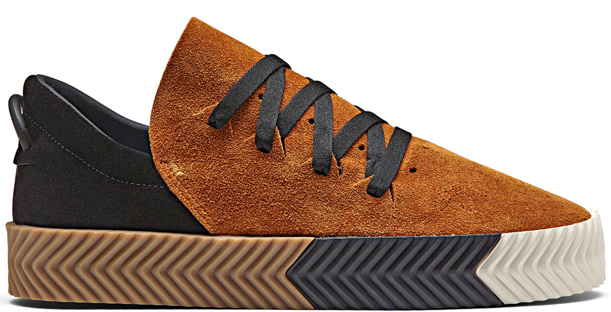 newest 83d5d 70ba0 Alexander Wang x adidas AW Skate Sand