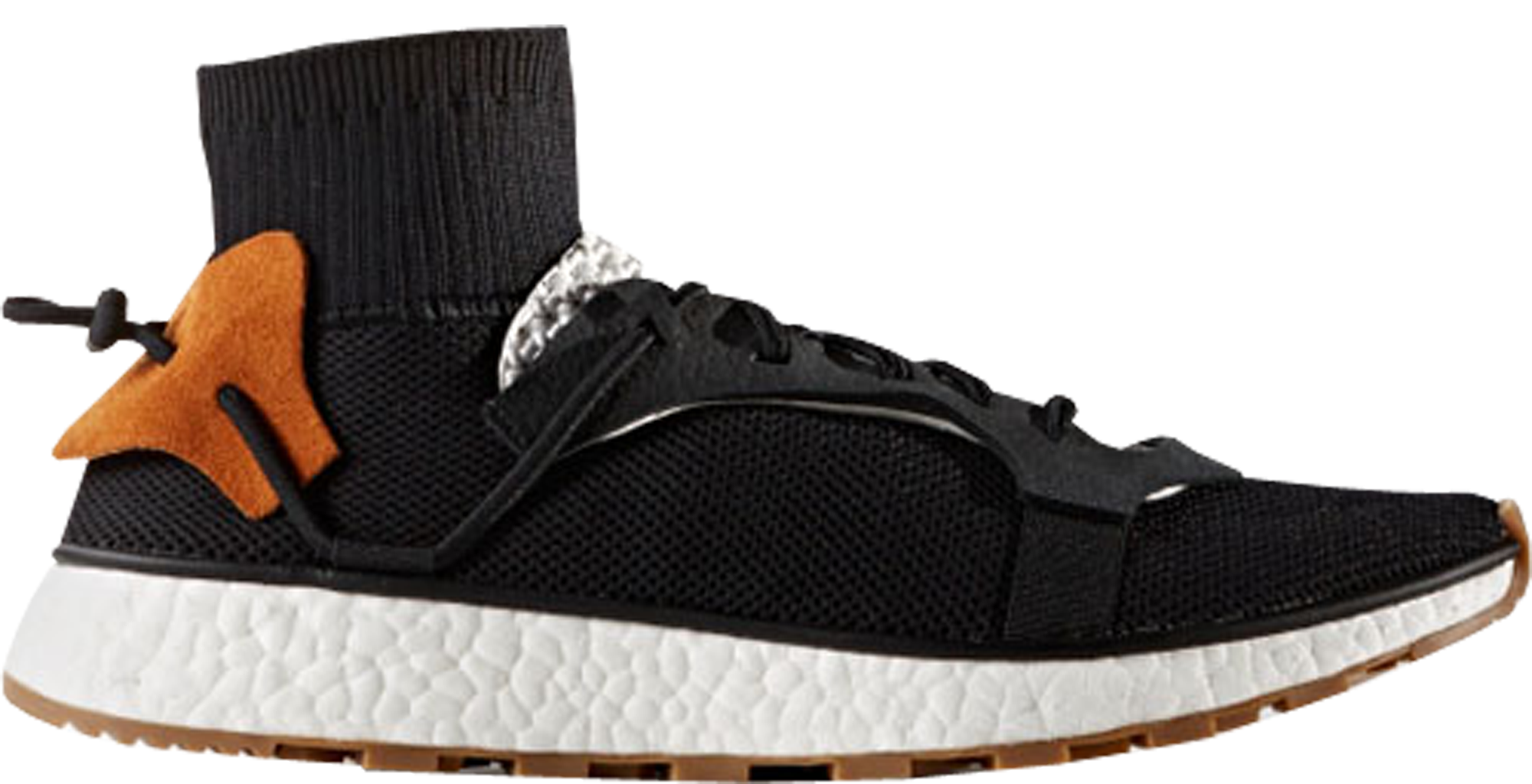 premium selection 9edc3 b5bc2 adidas Alexander Wang The Run Black