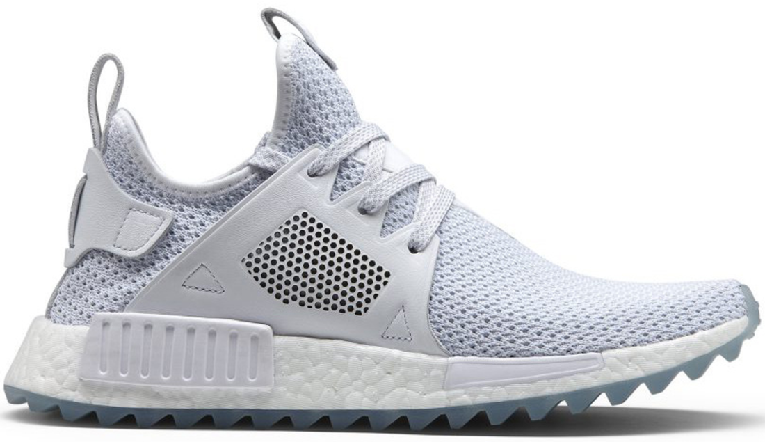 adidas NMD XR1 Primeknit Olive & Grey Colourways City Of Hype