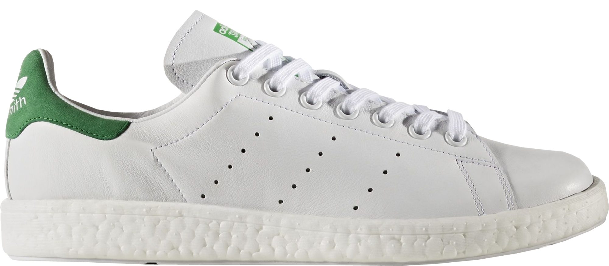 adidas Stan Smith Boost White Green