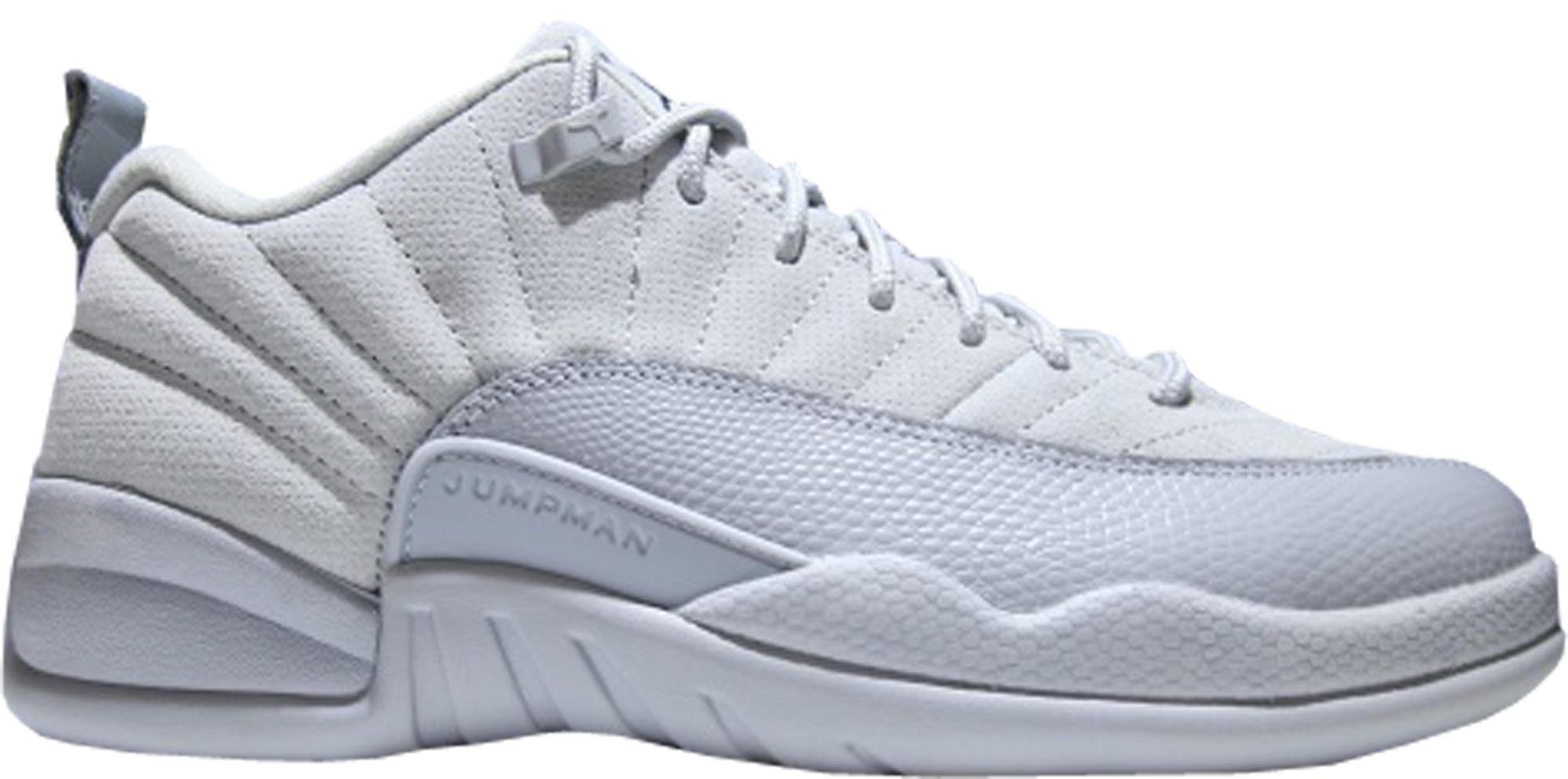 release date 36301 70801 Air Jordan 12 Retro Low Wolf Grey
