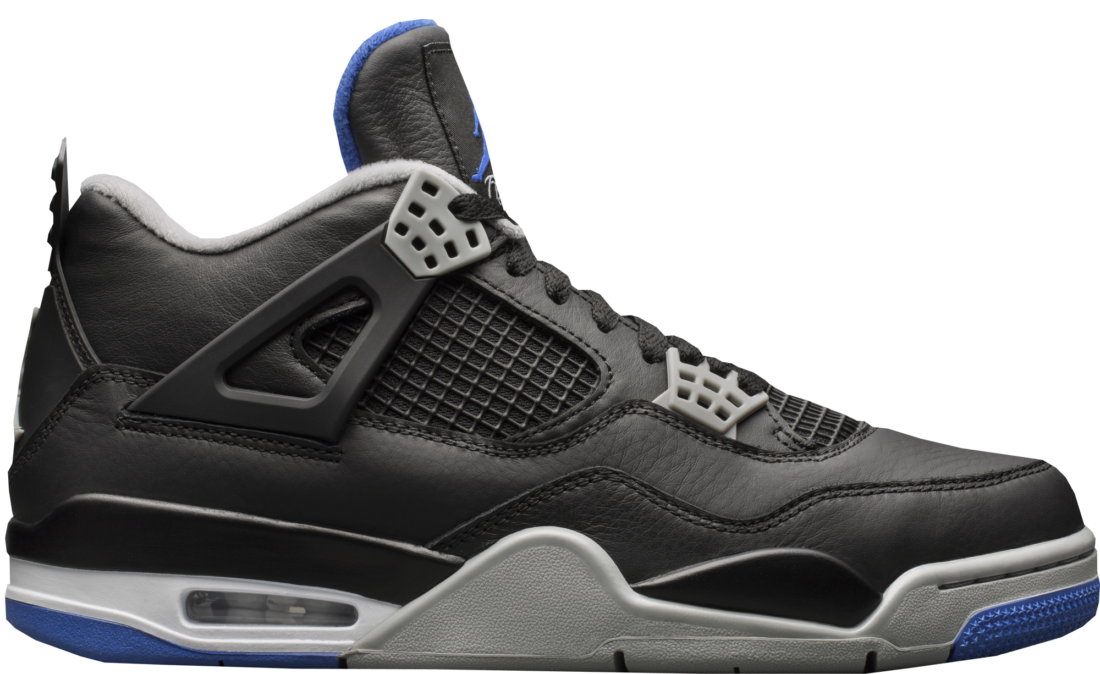 Air Jordan 4 Retro Motorsports Alternate