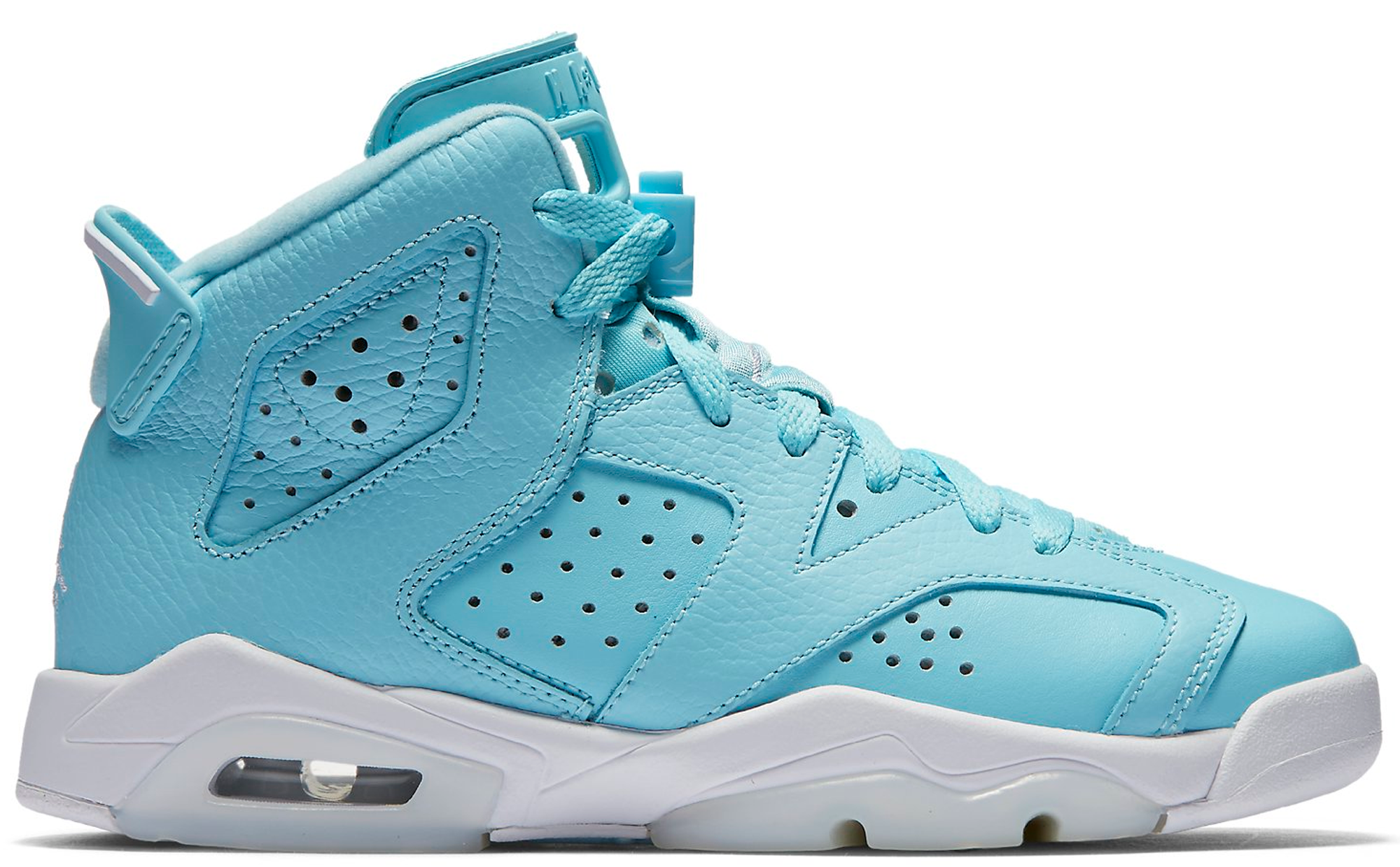 ad635ae3d2a1 Air Jordan 6 Retro Still Blue (GS) - StockX News