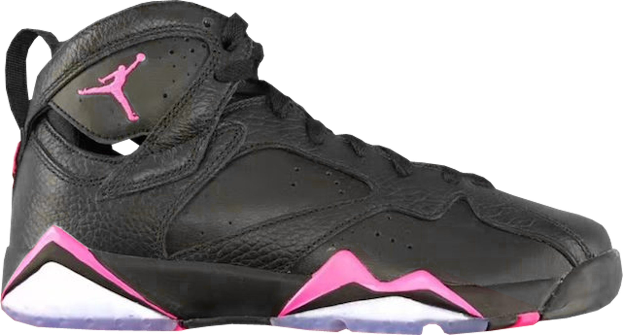 new arrival 049ff 83133 Air Jordan 7 Retro Black Hyper Pink (GS) - StockX News