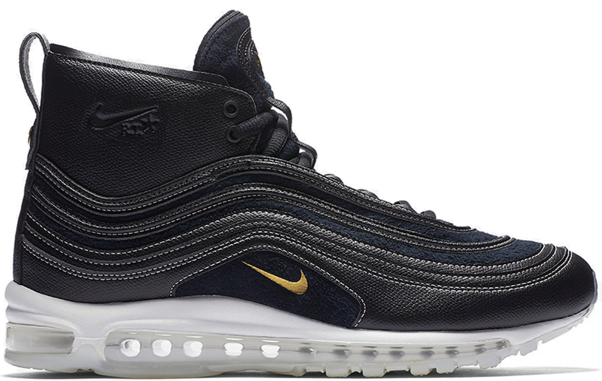 the best attitude 15c58 ddf25 Riccardo Tisci x Nike Air Max 97 Black - StockX News