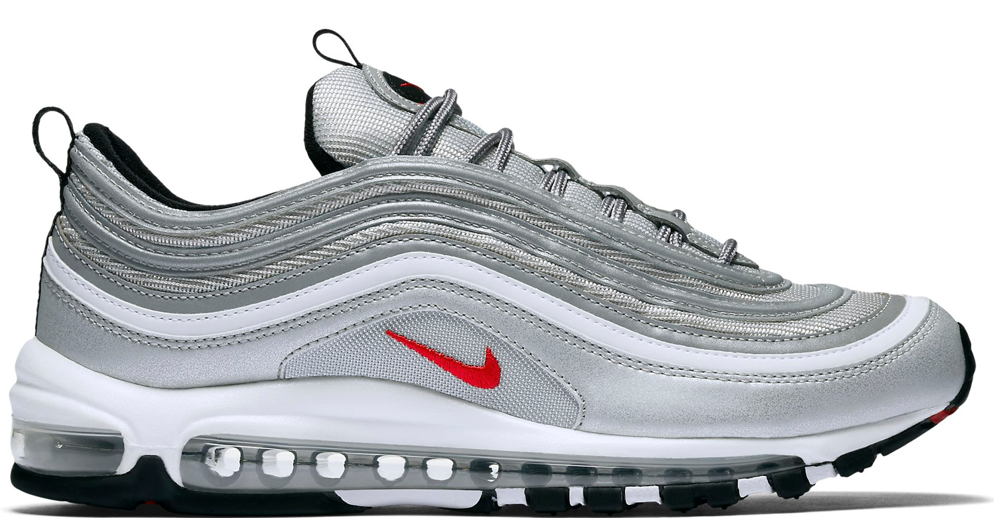 Nike Air Max 97 OG Silver Bullet (2017) - StockX News 792ffb040