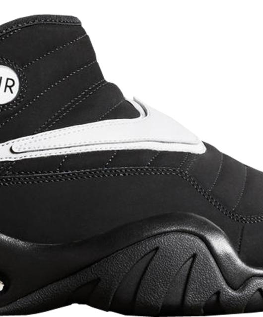 Nike Air Shake N'Destrukt Black White OG 2017 Retro