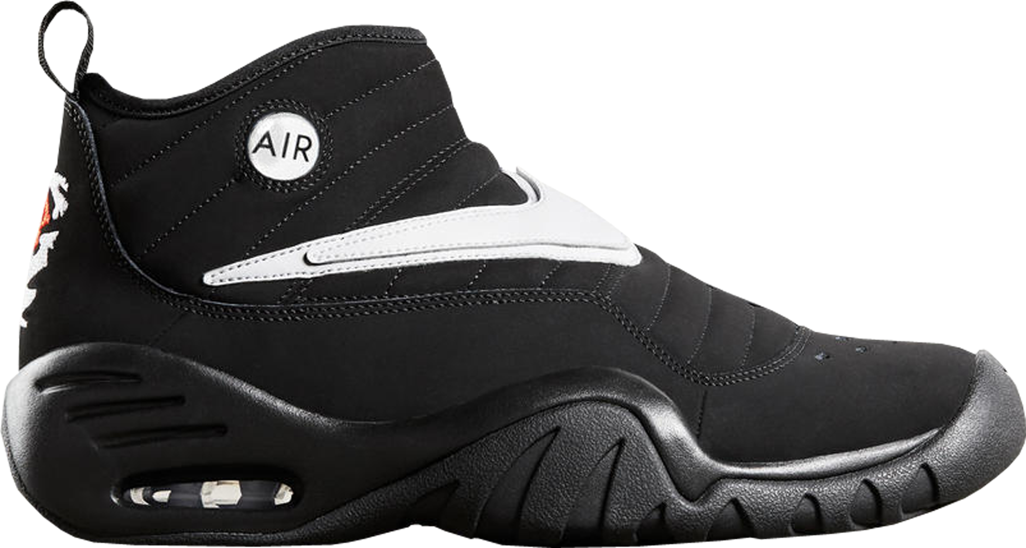3ae6d930d819 Nike Air Shake N Destrukt Black White - StockX News