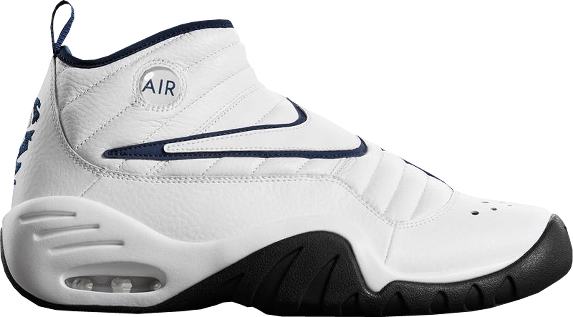 newest collection 7d7a4 f60a4 nike air shake ndestrukt navy