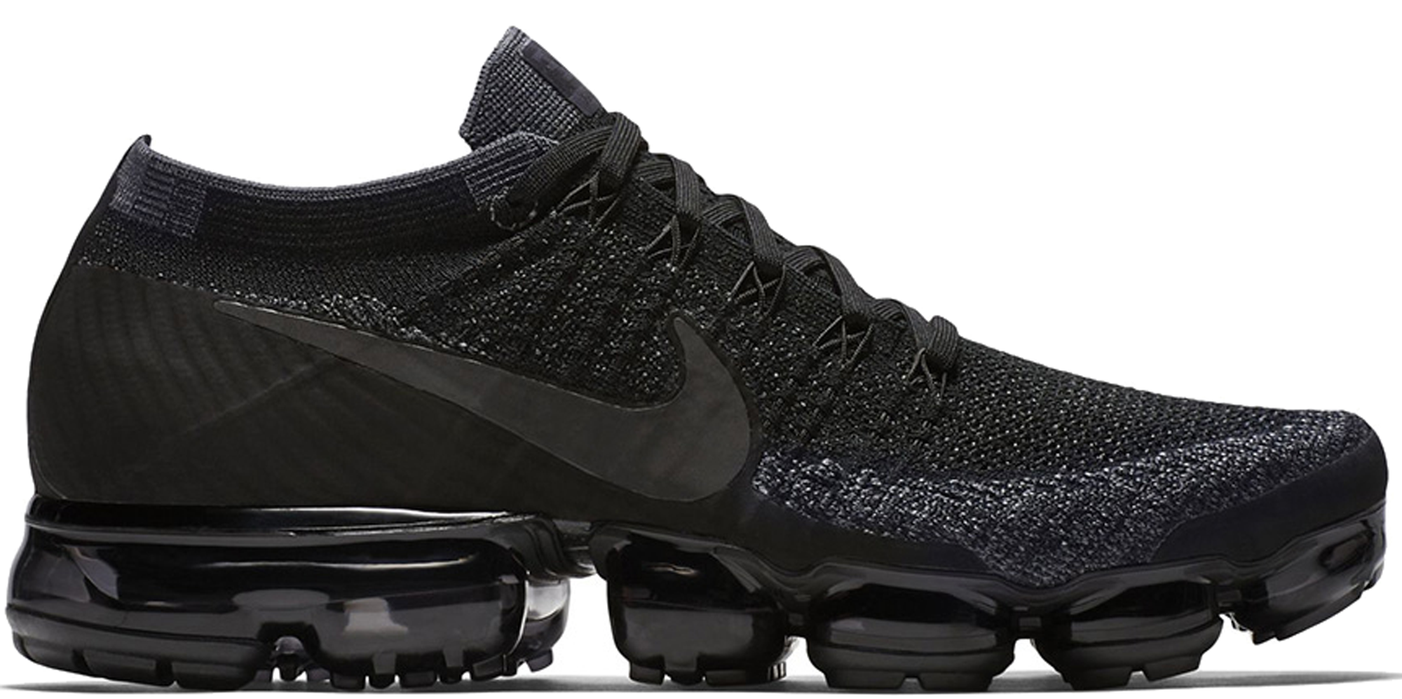 398eda786d Nike Air VaporMax Triple Black Air Max Day 2017