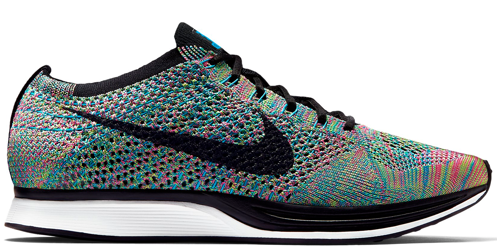 0d6a28ed3f7d Nike Flyknit Racer Multi-Color 2.0 (2017) - StockX News