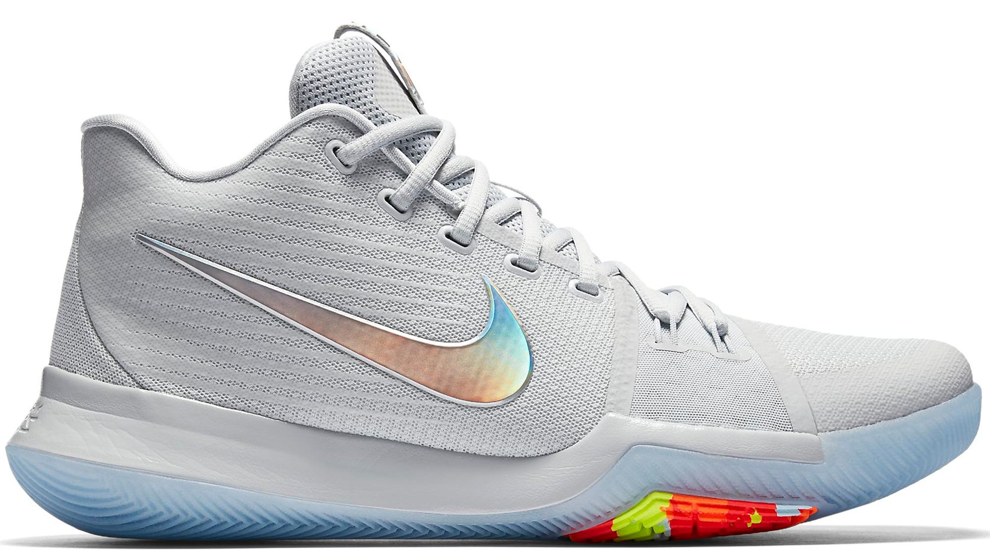 quality design 126da 6c8c4 Nike Kyrie 3 Time to Shine - StockX News