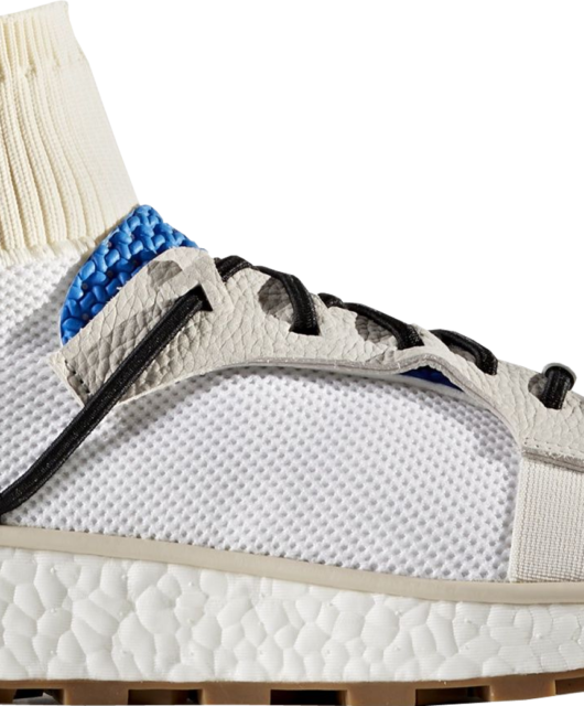 Alexander Wang x adidas Run White