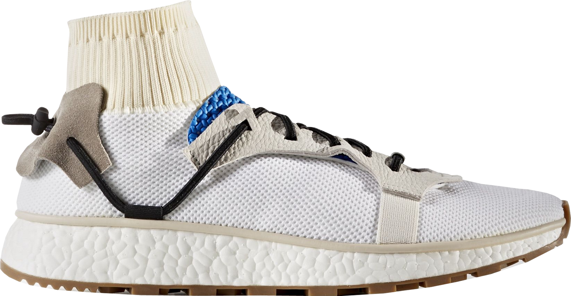 the best attitude b7f80 888b9 Alexander Wang x adidas Run White