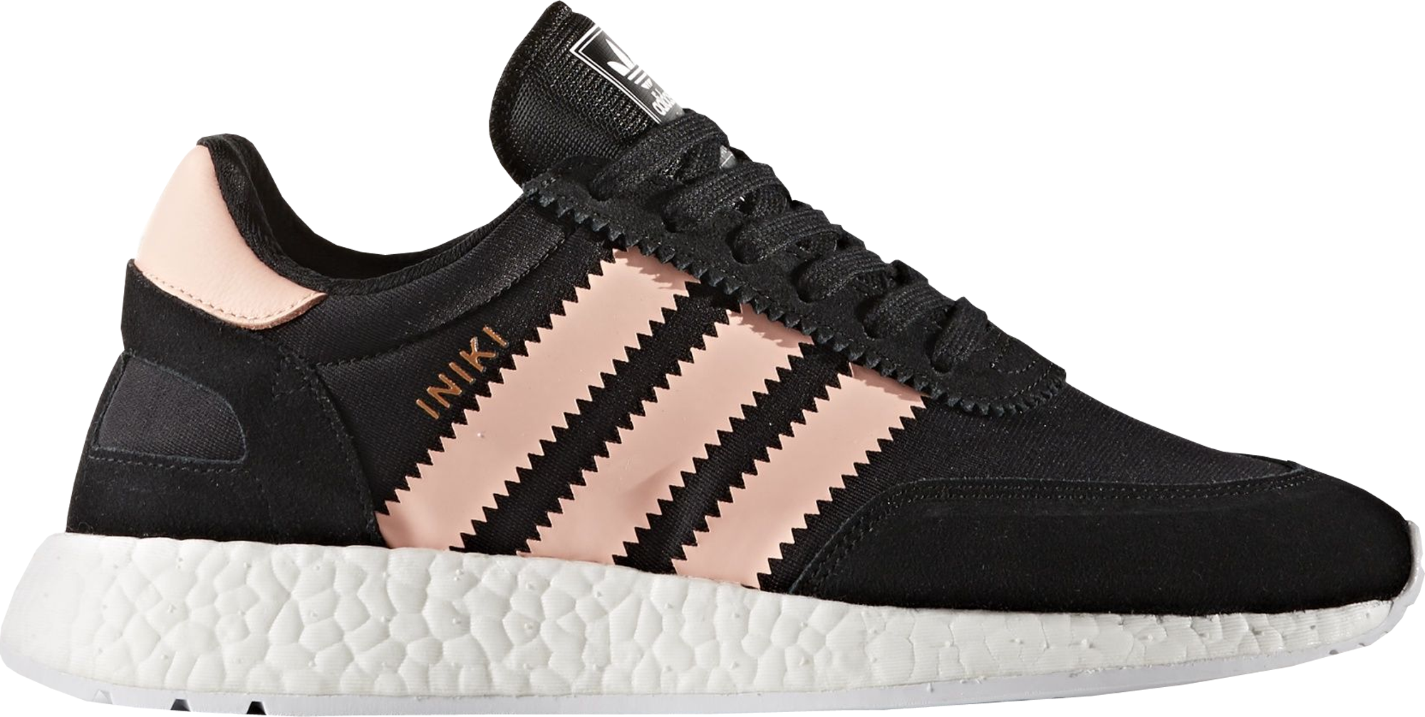 4412b36a767 adidas Iniki Runner Black Haze Coral (W) - StockX News