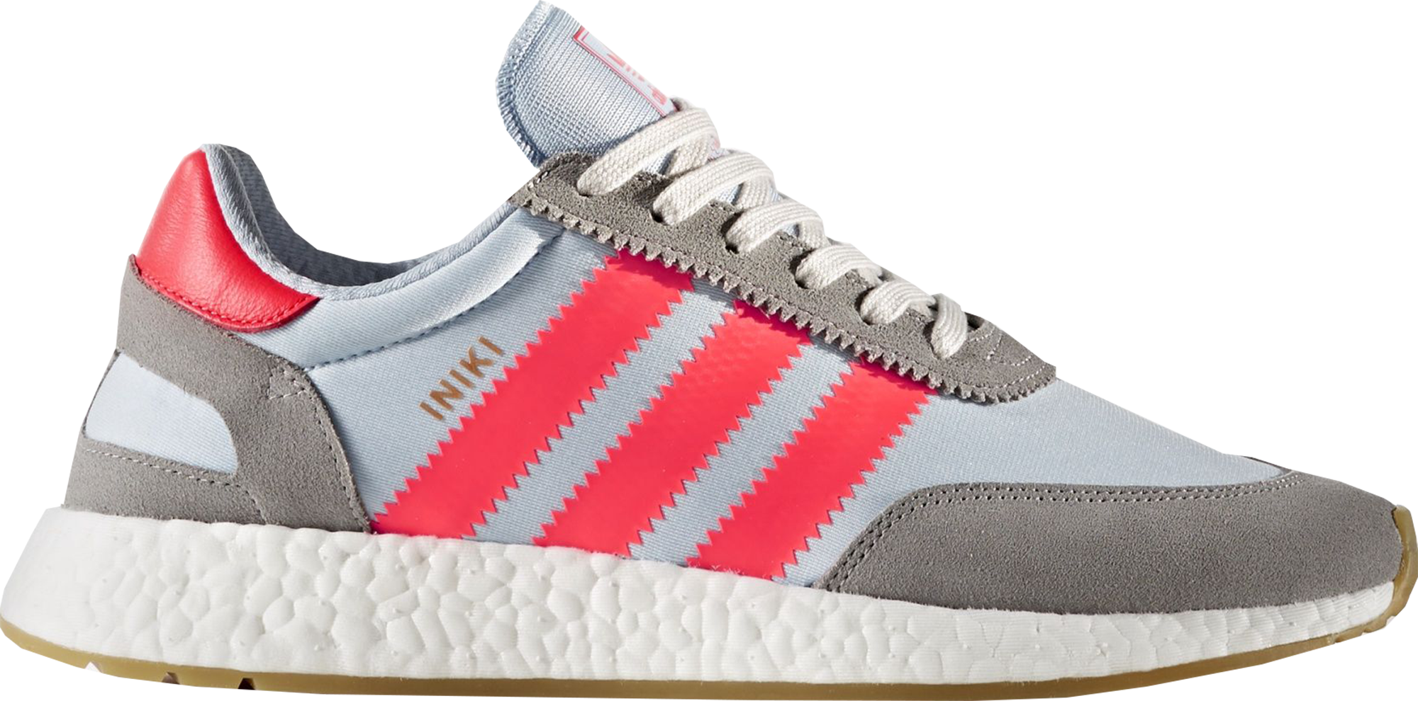 official photos best sneakers cost charm adidas Iniki Runner Grey Turbo Gum - StockX News