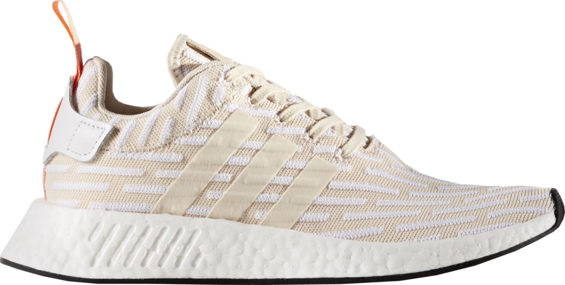 Women's adidas NMD R2 Linen Primeknit Two-Toned
