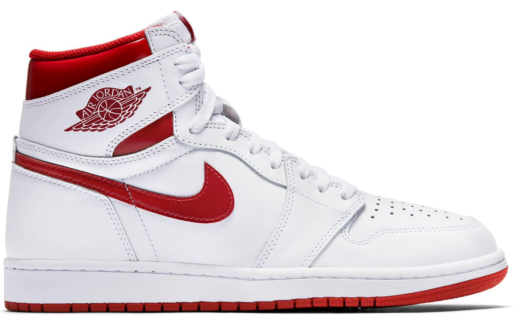 d48d7fc25e4 Air Jordan 1 Retro High OG Metallic Red (2017) - StockX News