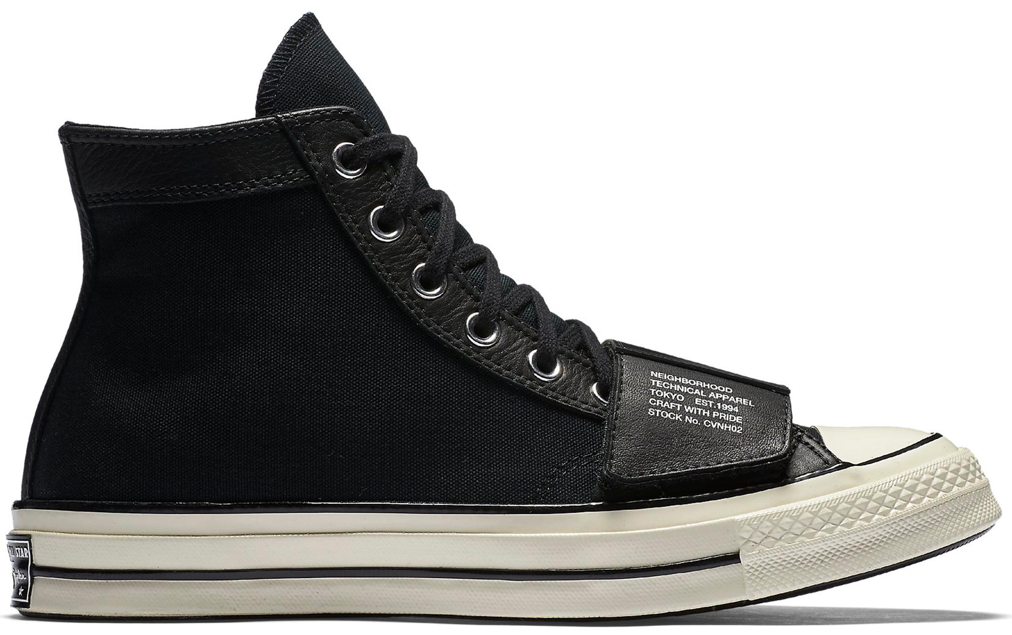 Converse / Chuck Taylor All Star 70's Sneakers Hi / Black