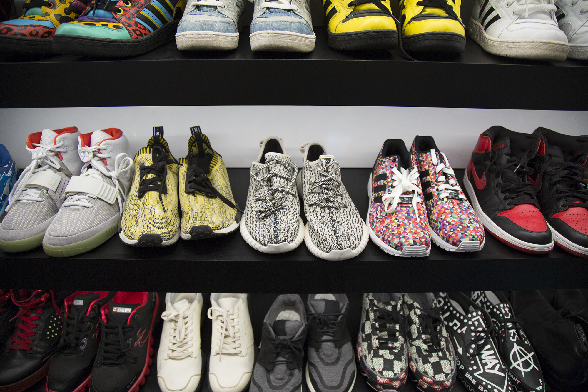 StockX TV Exclusive: Steve Aoki's Sneaker Collection ...