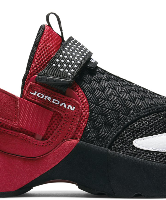 Jordan Trunner LX OG Black White Gym Red 2017 Retro
