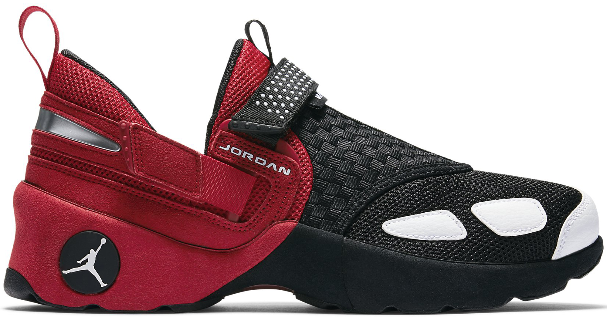 fdf0249aac3 Jordan Trunner LX OG Black White Gym Red - StockX News