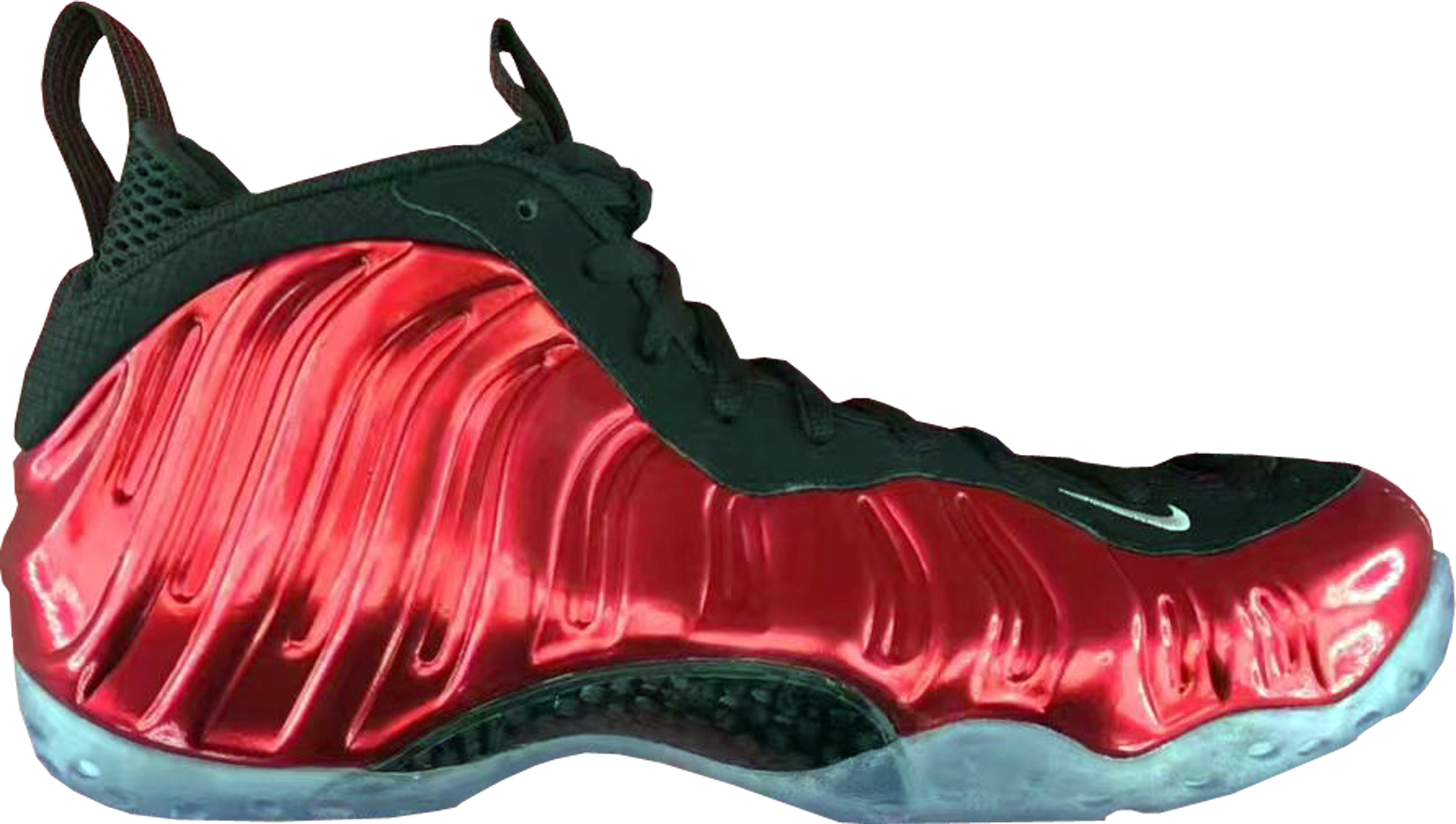 san francisco 0b15f c42c0 Nike Air Foamposite One Varsity Red 2017 Retro Metallic 20th Anniversary