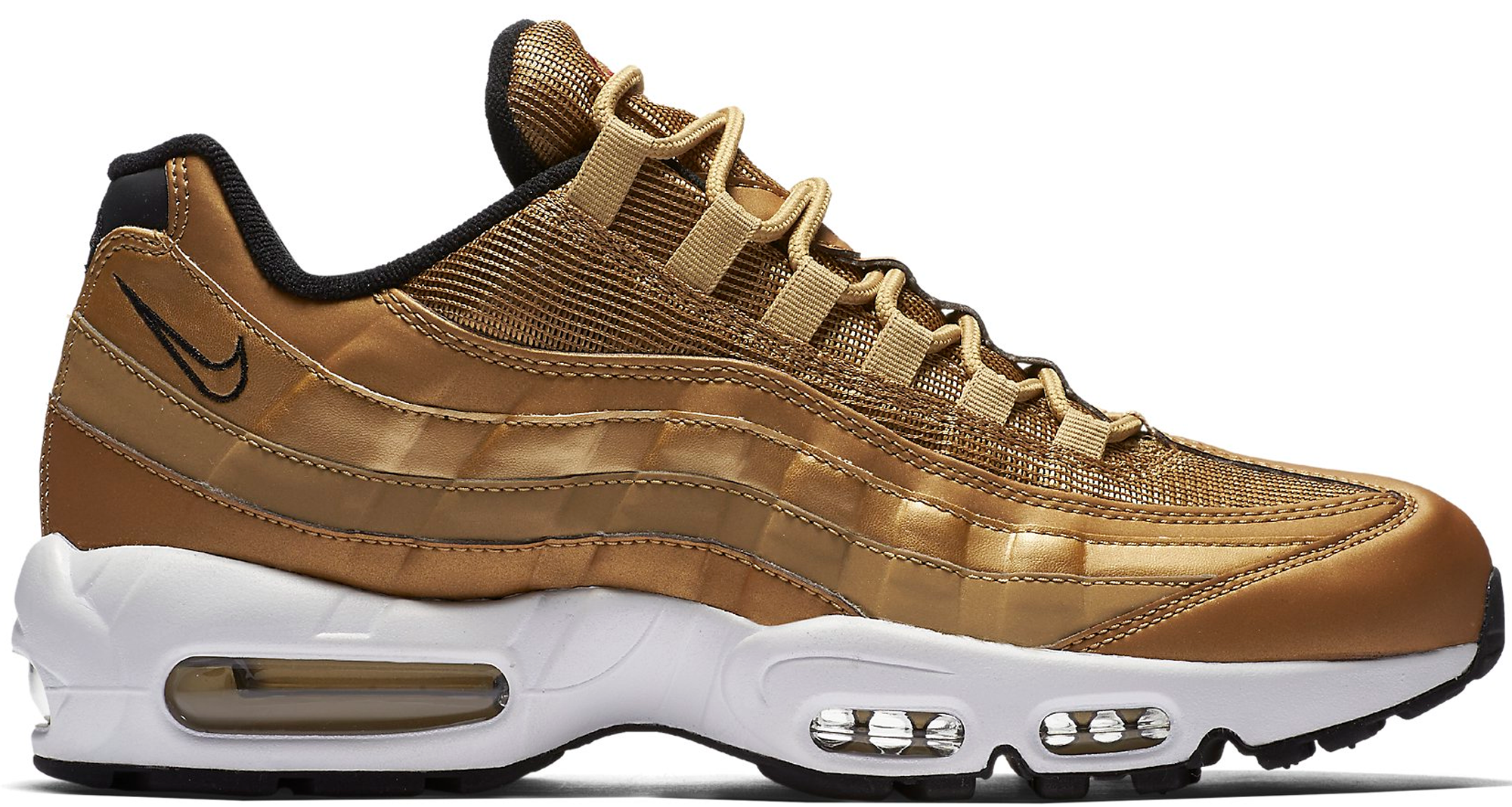 Air Max 95 Métallique Brun Rose