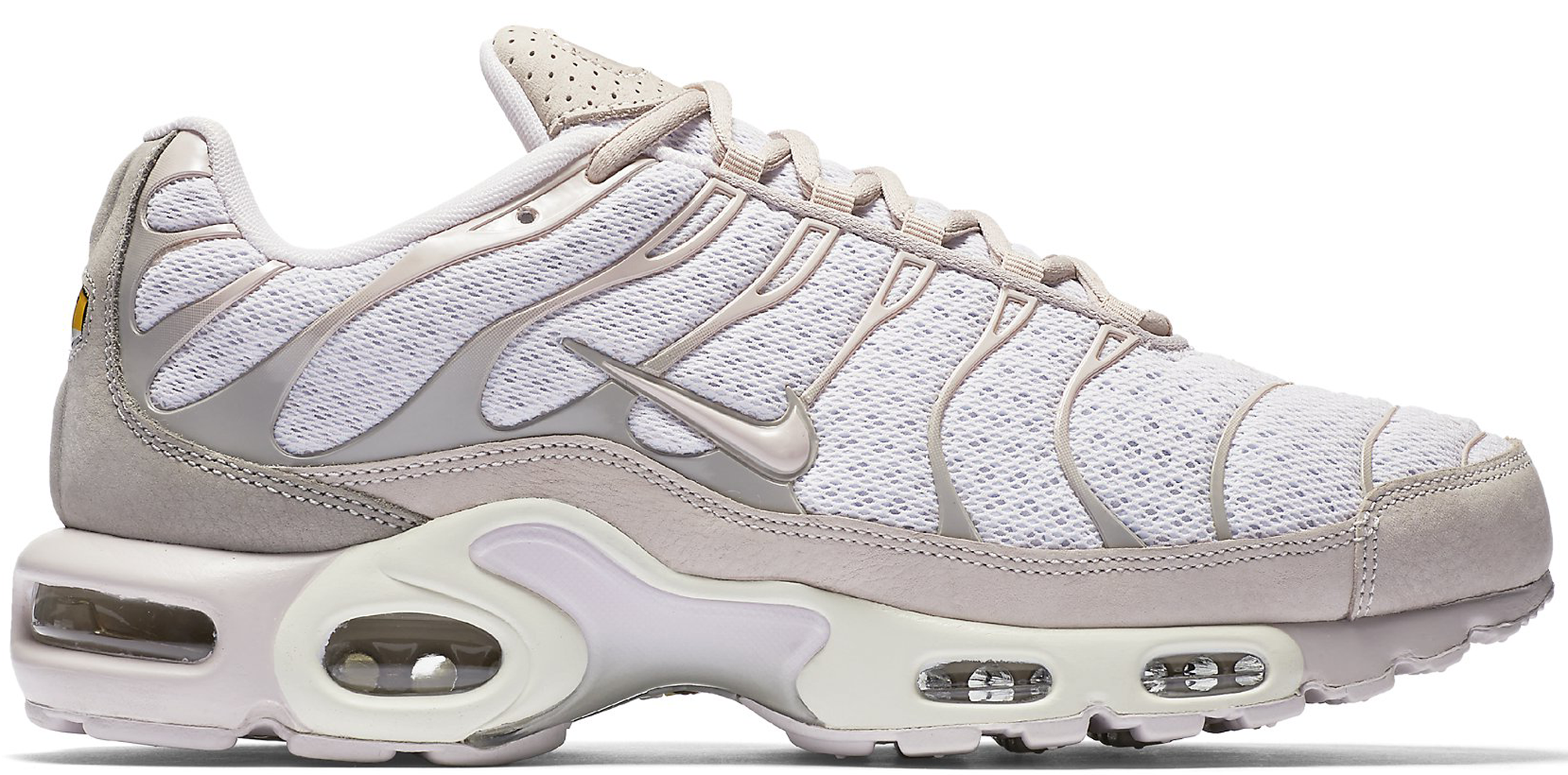 sale retailer db31d 9d00d Nike Air Max Plus Pearl Pink - StockX News