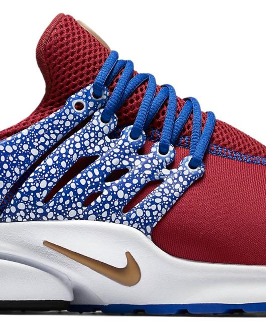 Nike Air Presto Safari Gym Red Racer Blue QS