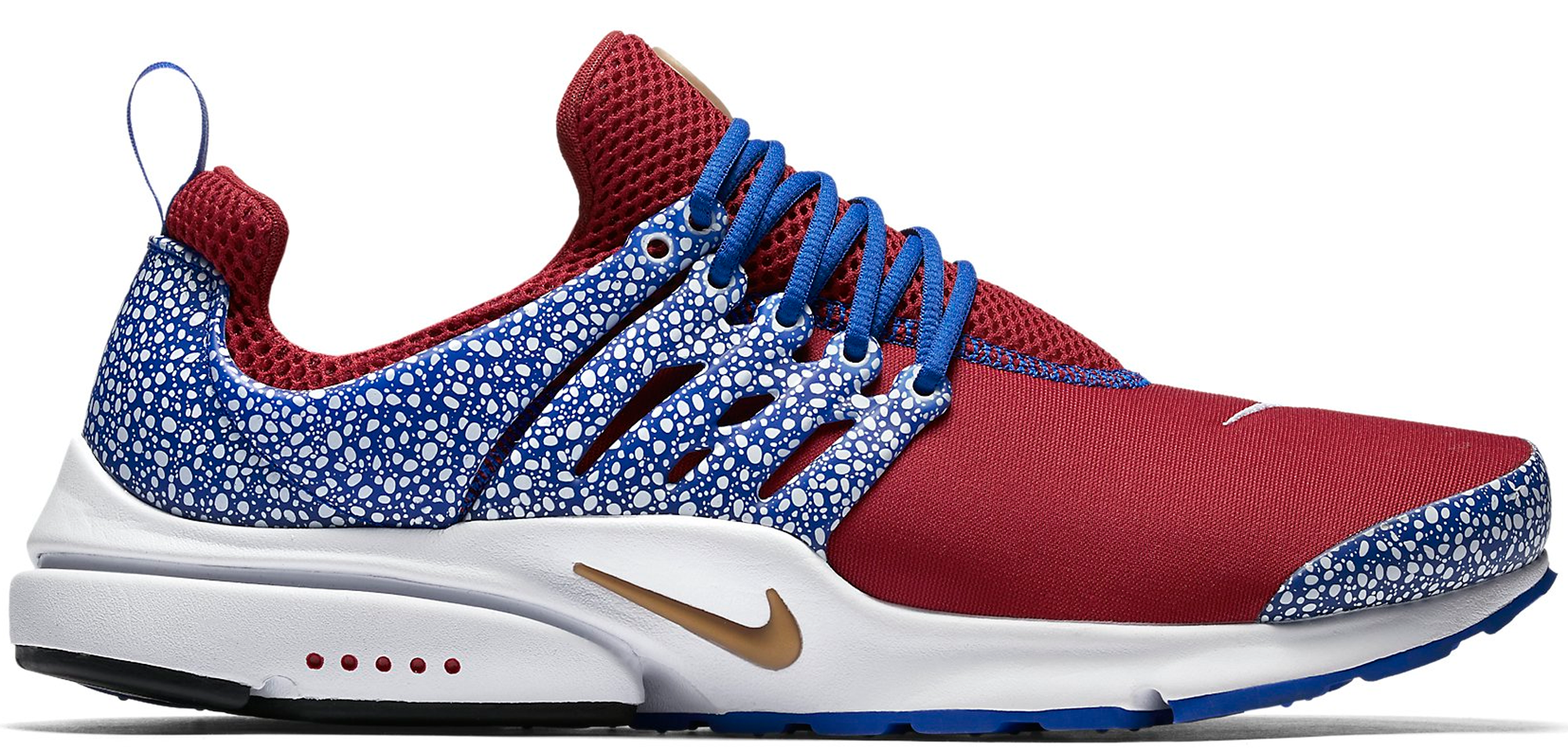 Nike Air Presto Safari Red