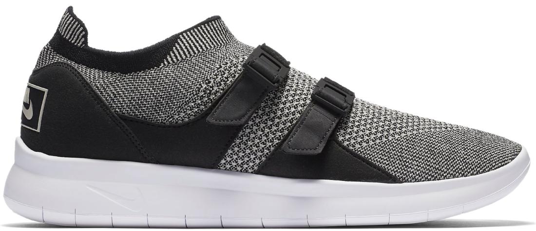 Nike Air Sock Racer Ultra Flyknit Black Grey Oreo